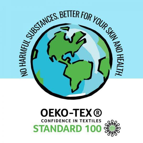 Oeko-tex standard 100 - Au Fond Du Jardin